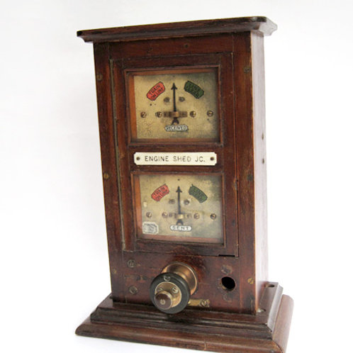 L&YR Signal Box Block Instrument