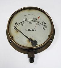 BR(W) Pressure Gauge