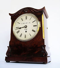 LB&SCR Mantel Clock