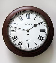 GNR 12inch wall clock