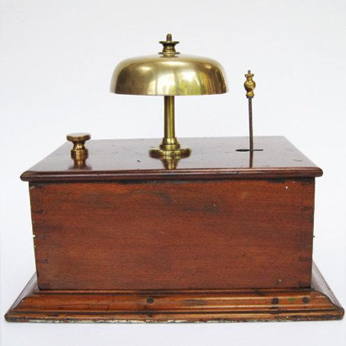 Tyer & Co Block Telegraph Bell