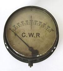 GWR Pressure Gauge