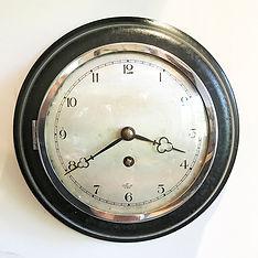 BR(W) Elliot wall clock