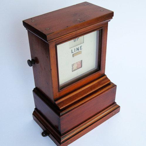 GWR Spagnoletti Block Instrument