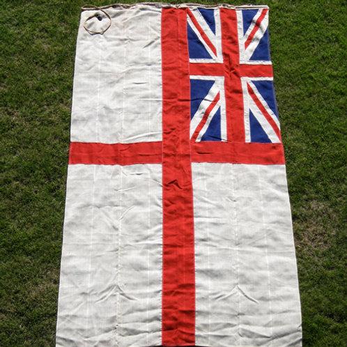 White Ensign Naval Flag