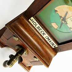 LNER block instrument HOLBECK MAIN