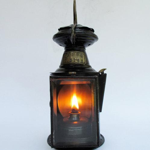 SE&CR 3 Aspect Hand Lamp