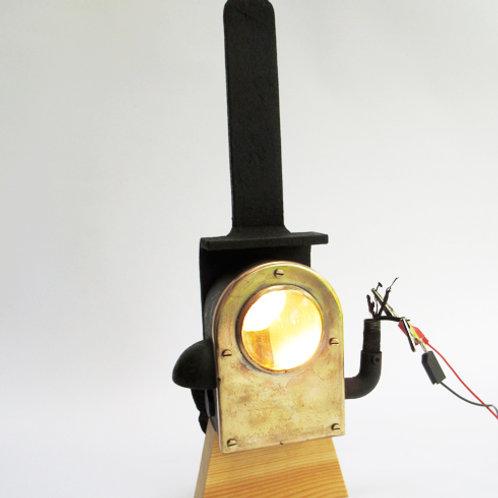 SR Locomotive Brass Headlamp
