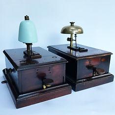 SR Brighton block bell pair