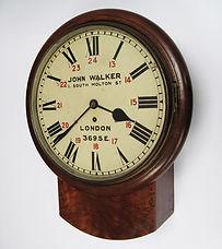 SER drop dial wall clock 369