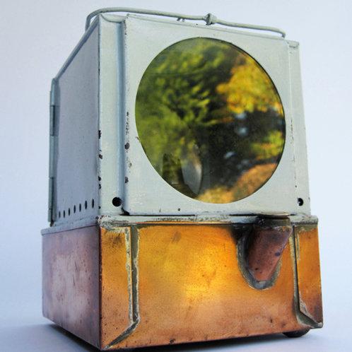 GWR Signal Lamp Interior