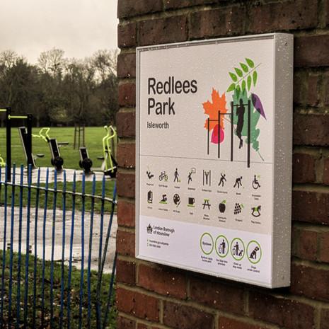Redless Park