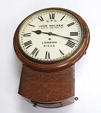 SER drop dial wall clock 919
