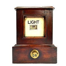 MRCo. signal lamp indicator