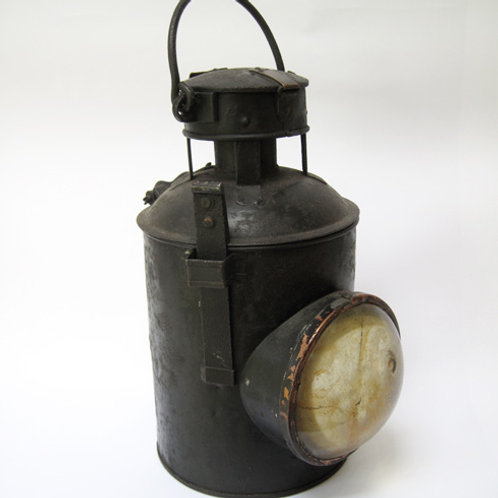 GWR Large Hand Lamp