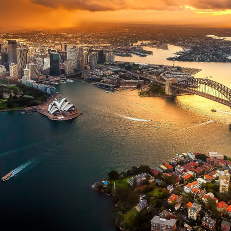 Homebush Bay, Sydney