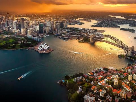 Homebusy Bay, Sydney