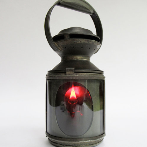 GCR Drivers 3 Aspect Hand Lamp