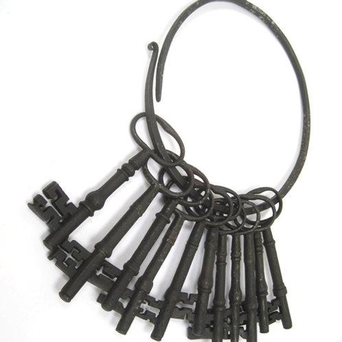 Georgian Church Key Set