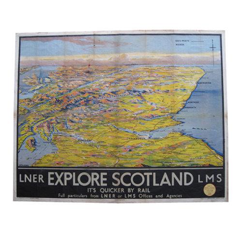 L&NER 'Explore Scotland'