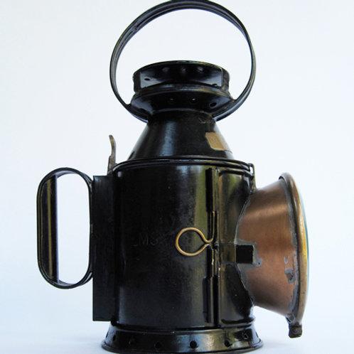 LNWR 3 Aspect Hand Lamp