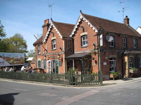 The Foresters Arms Brockenhurst