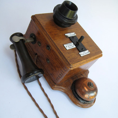 Signal Box Telephone