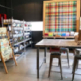 DIY supplies at Elements at Funky Junk Boutique