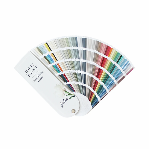 Jolie Color Mixing Guide