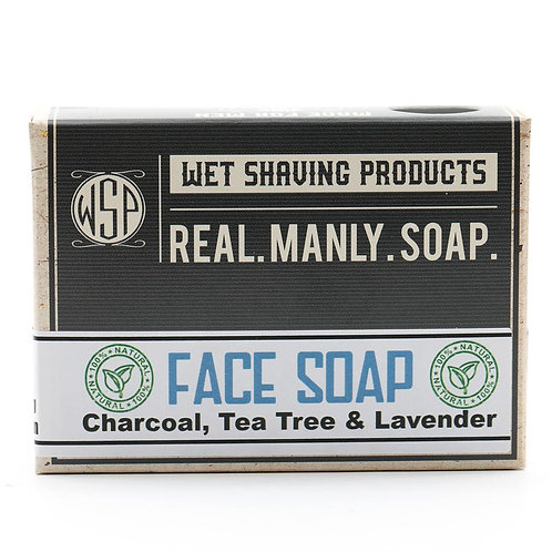 Real. Manly. Soap