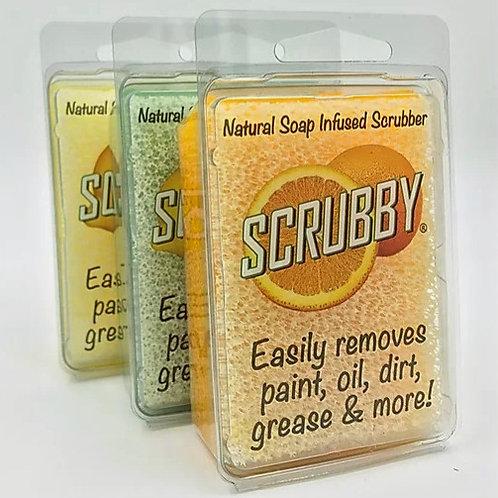Scrubby Soap