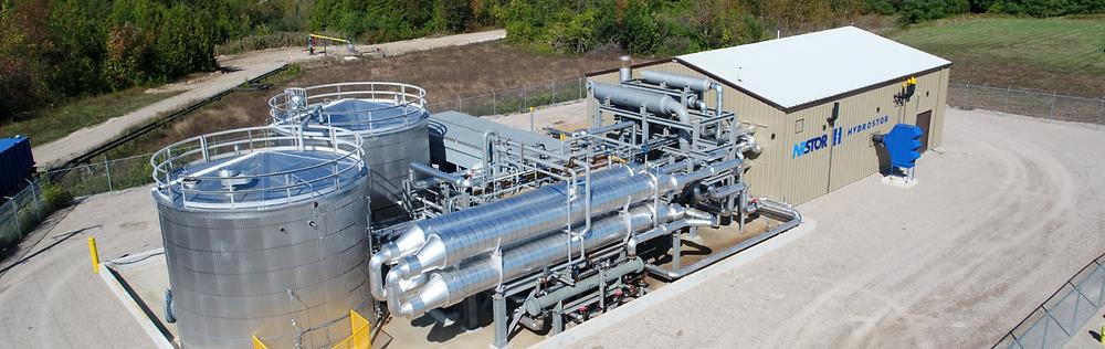 Hydrostor Goderich Facility