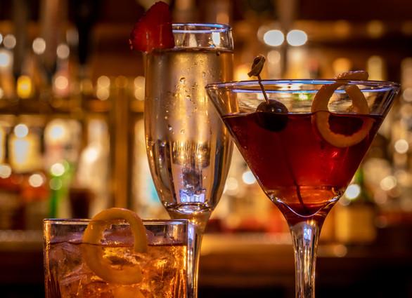 Finn's Signature Cocktails
