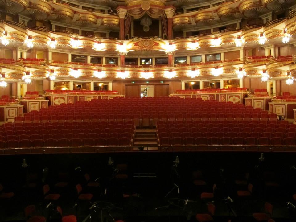 Nursultan (Astana) Opera