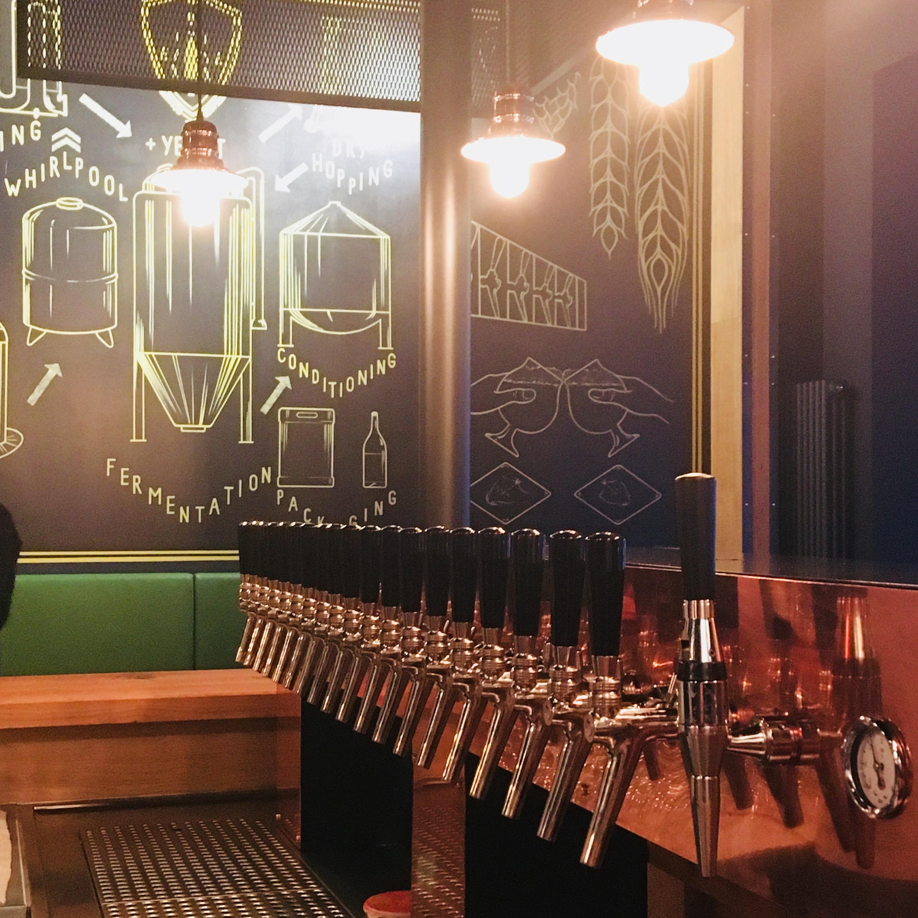 Biererei Bar