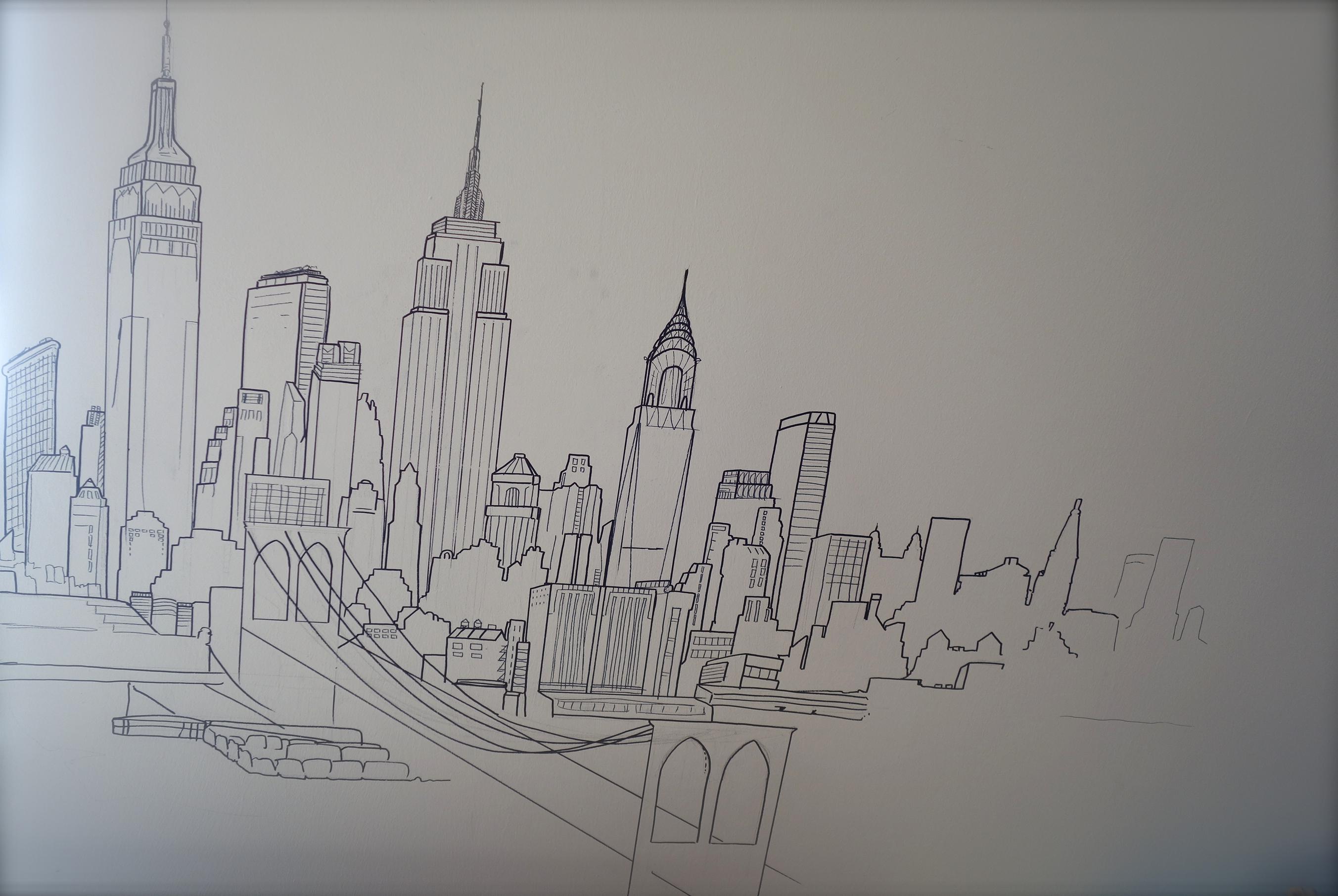 Fresque NYC 2