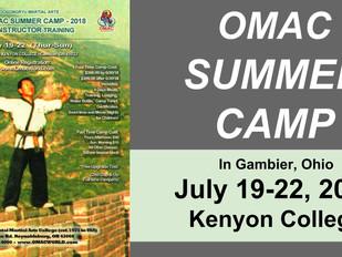 OMAC SUMMER CAMP
