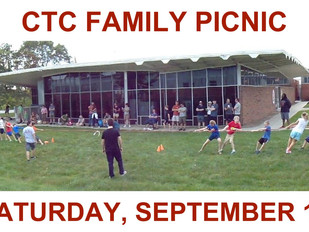 CTC Family Picnic - Sept 15