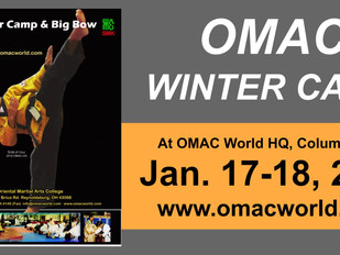OMAC Winter Camp & Big Bow