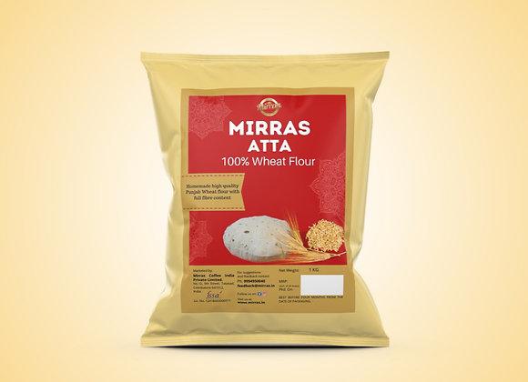 Mirras Atta | Homemade Wheat Flour