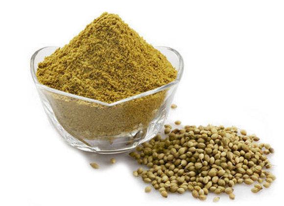 Freshly Ground Coriander Powder