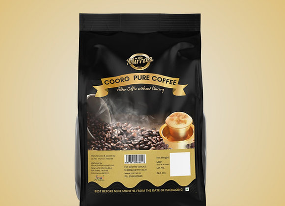 Mirras Pure Filter Coffee without chicory | Special Blend | 500gms