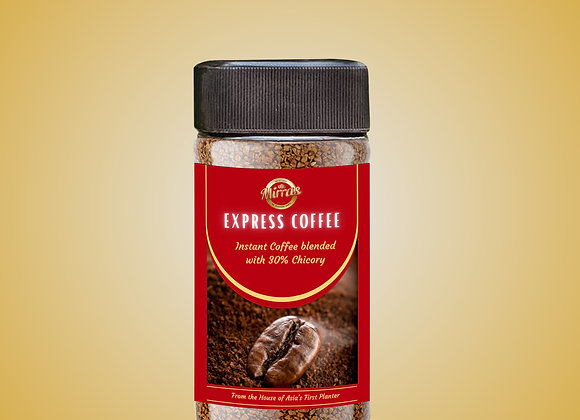 Express Instant Coffee | Blended with Chicory