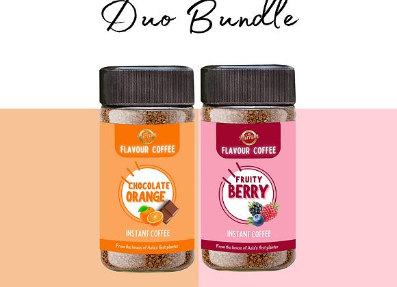 Chocolate Orange and Berry Coffee | Duo Bundle