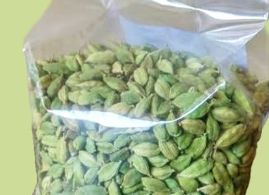Green Cardamom| From the Estates of Coorg