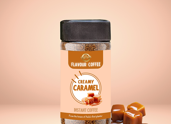Caramel Instant Coffee