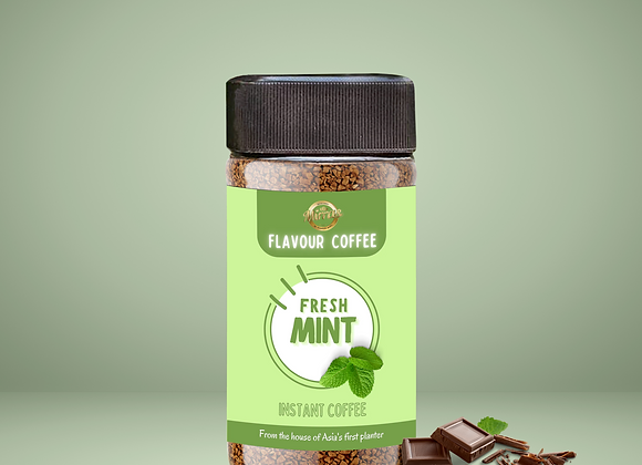 Fresh Cocoa Mint Instant Coffee
