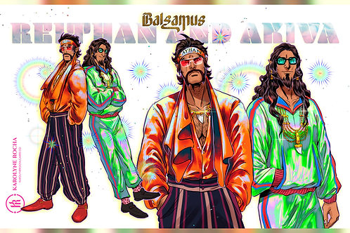 Poster - Balsamus Discotec