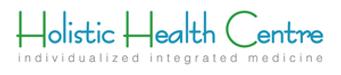 Logo du Centre de Santé Holistique à Athènes, Dr Nikolaos Kostopoulos