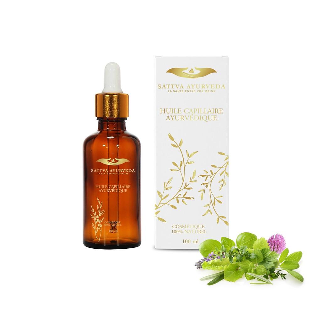 huile-capillaire-ayurvedique-sattva-ayurveda-huile-de-sesame-noir-plantes-ayurvediques